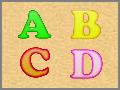 drag'n drop letters