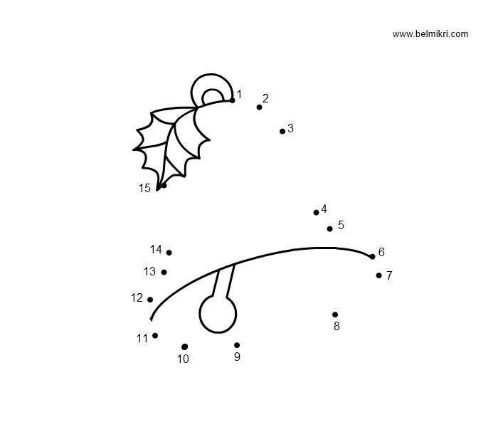 Printable Coloring Pages Dot The